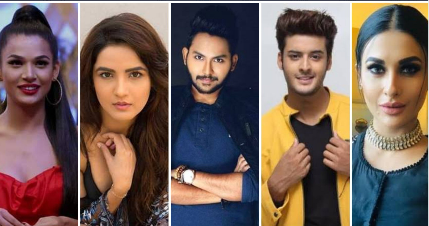 Bigg Boss 14 Contestants List Updates: Confirmed List of Contestants and  Probable Contestants Revealed! - Gizmo Sheets