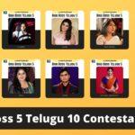 BB Telugu week 1 elimination vote